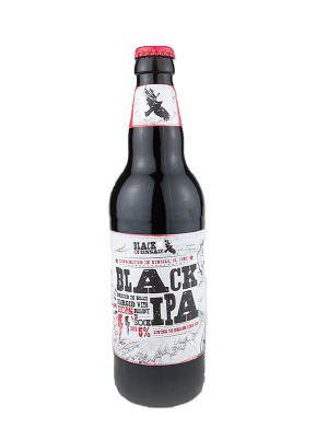 Black's of Kinsale Black IPA 50cl Bottle