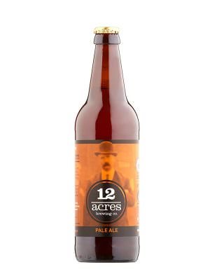 12 Acres - Pale Ale 50cl Bottle