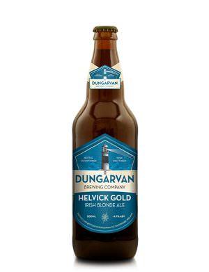 Dungarvan Helvick Gold (Blonde) 50cl Bottle
