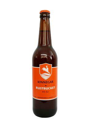 Kinnegar Rustbucket Rye Ale 50cl Bottle