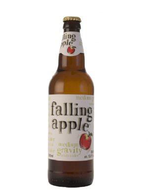 O'Hara's Falling Apple Raspberry & Elderflower 50cl Bottle