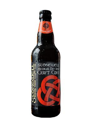 Stonewell Medium Dry Cider 50cl Bottle