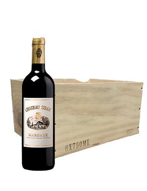 Chateau Siran Margaux 2017 Wooden Case 6x75cl