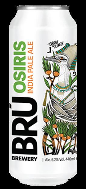 BRÚ Brewery - Osiris - IPA