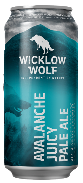 Wicklow Wolf - Avalanche - Juicy Pale Ale