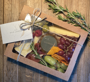 The Wild Grazer - The Personal Box & Organic Red Wine