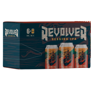 Larkin's - Reveolver 6pk - Session IPA