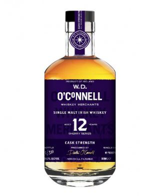 W.D. O'Connell 12 Year Old Cask Strength Sherry Series