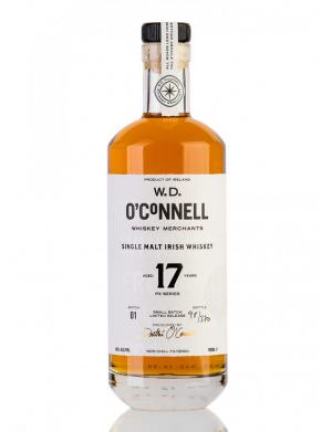 W.D. O'Connell 17 Year Old  PX Series, 70cl