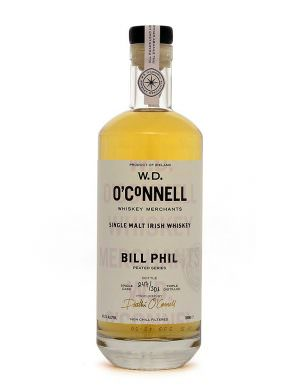 W.D. O'Connell Bill Phil Peated Series Batch 01, 70cl
