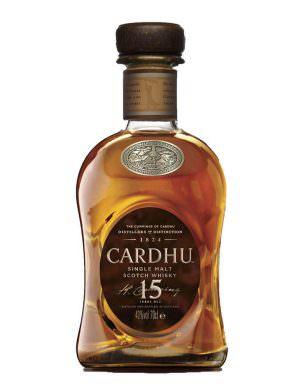 Cardhu 15 Year Old Single Malt 70cl