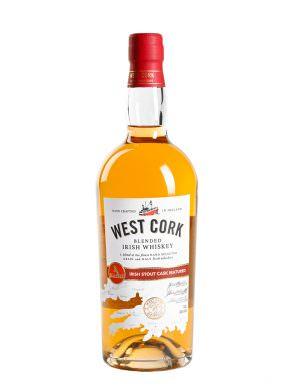 West Cork Irish Stout Cask 70cl