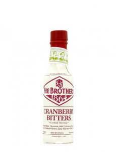 Fee Brothers Cranberry Bitters 15cl
