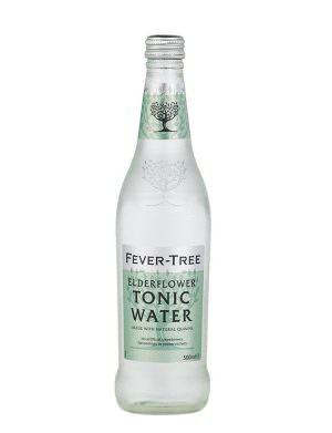 Fever Tree Elderflower Tonic 50cl