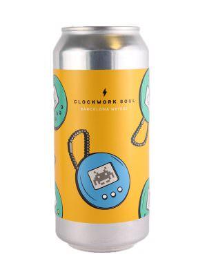 Garage Beer Clockwork Soul Barcelona Weisse 44cl Can