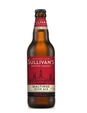 Sullivan's Maltings Red Ale 50cl Bottle