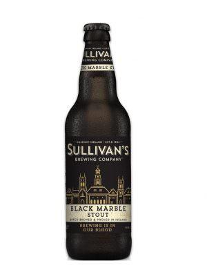 Sullivan's Black Marble Stout 50cl Bottle