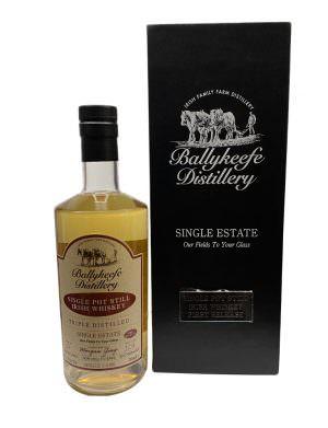 Ballykeefe Distillery First Release Single Cask Pot Still 70cl