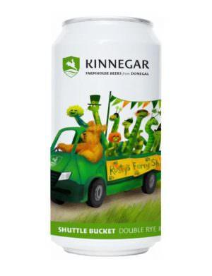 Kinnegar Shuttle Bucket 44cl Can