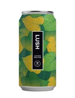 Wylam Lush Pale Ale 44cl Can