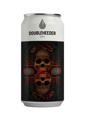 Wylam & The River Brew Doubleheeder DIPA 44cl Can