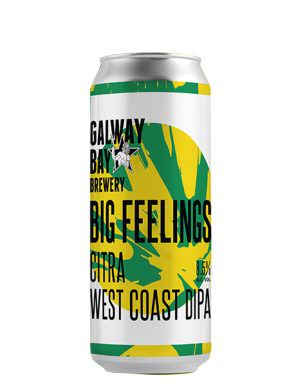 Galway Bay Big Feelings WC DIPA 44cl Can