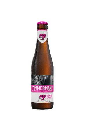Timmermans Framboise Belgian Lambic Fruit Beer 33cl Bottle