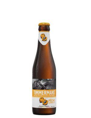 Timmermans Peche Belgian Fruit Beer 33cl Bottle