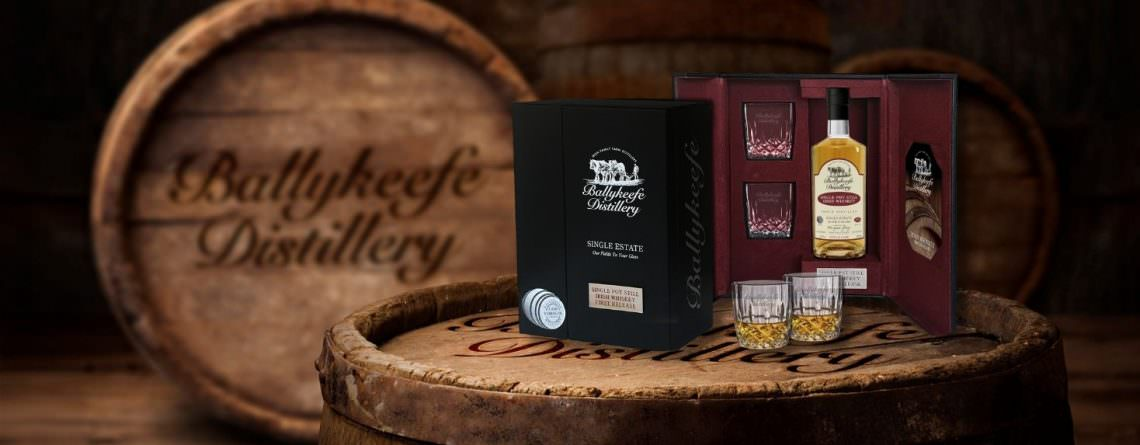 Ballykeefe Distillery Whiskey