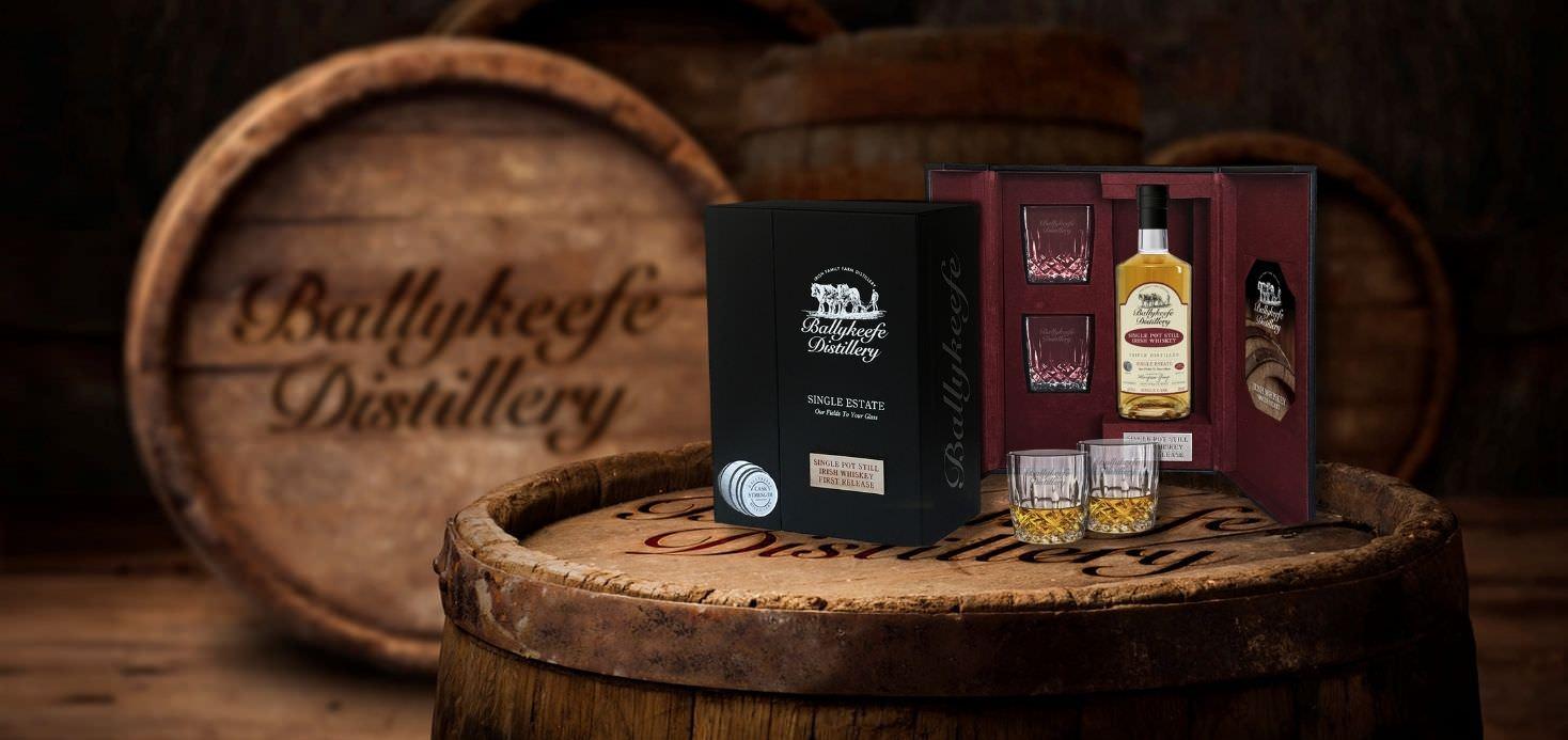 Ballykeefe Distillery Whiskey