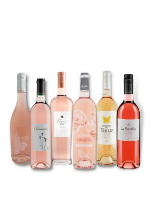 Wine Centre Exclusive Rose Collection 6x75cl