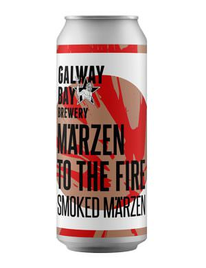 Galway Bay Märzen To The Fire Smoked Märzen 44cl Can