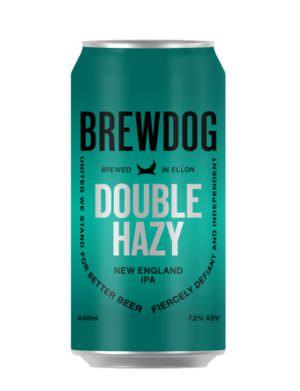 Brewdog Double Hazy Jane 44cl Can