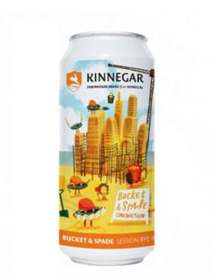 Kinnegar Bucket & Spade Session Rye IPA 44cl Can