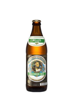 Augustiner Helles Lagerbier 50cl Bottle