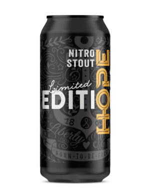Hope LIMITED EDITION Nitro Stout 44cl Can