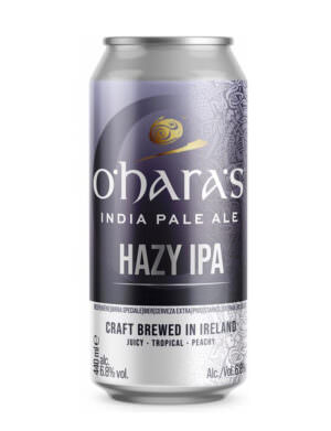 O'Haras Hazy IPA 44cl