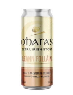 O'Hara's Leann Follain Stout 44cl Can
