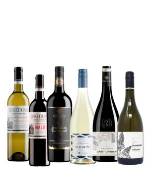 Taste of Southern France Collection 6x75cl