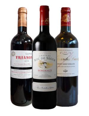 Exclusive Bordeaux Selection 6x75cl
