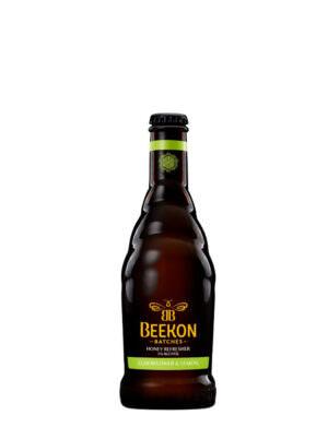 Beekon Batches Elderflower & Lemon 33cl Bottle