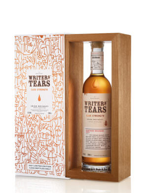 Writers Tears Cask Strength, Limited Edition 2021 70Cl