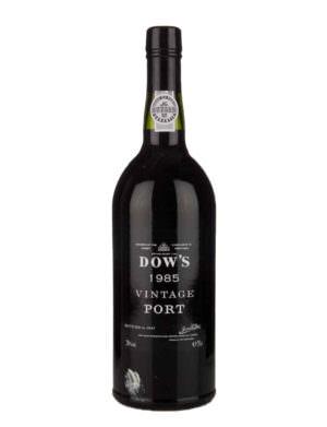 Dow's 1985 Vintage Port 75cl