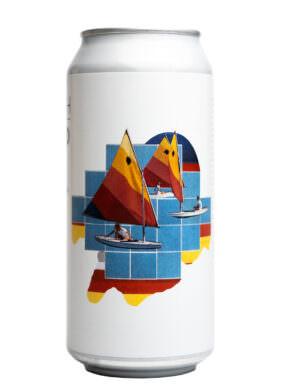 Whiplash Il Veliero DDZ Wit Bier 44cl Can