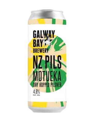 Galway Bay NZ Pils Motueka 44cl Can