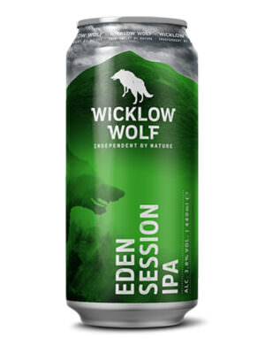 Wicklow Wolf Eden Session IPA 44cl Can