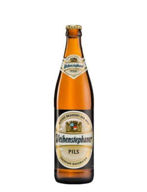 Weihenstephaner Pils 50cl Bottle