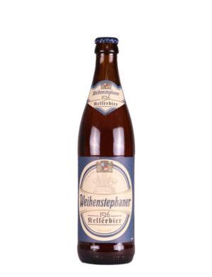 Weihenstephaner 1516 Kellerbier 50cl Bottle