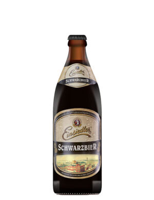 Einsiedler Schwarzbier 50cl Bottle