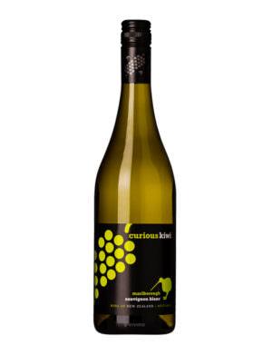 Curious Kiwi Marlborough Sauvignon Blanc 75cl